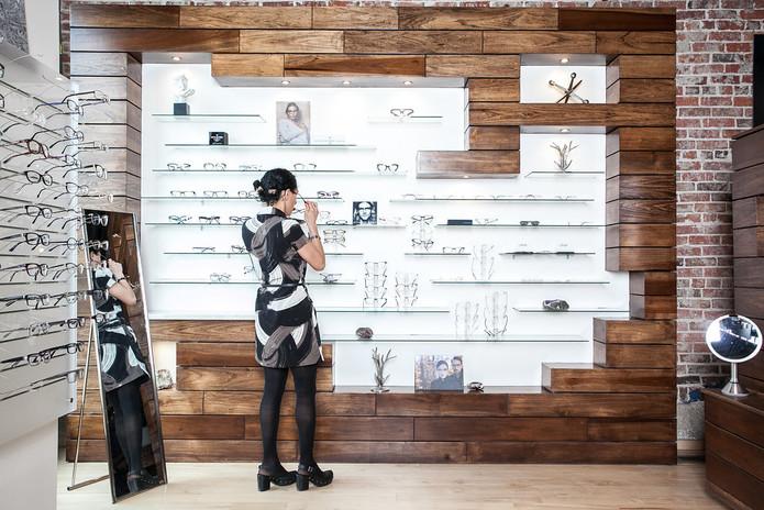 Envision Eyecare - HIVE Interior Design