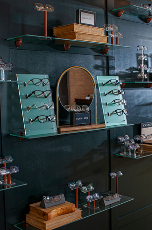 Kilgo Eyecare - HIVE Interior Design