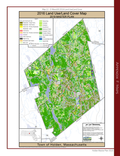 Land Use and Land Cover (Real)