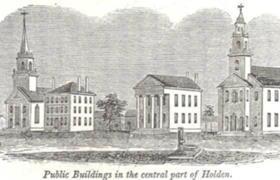 Holden Historical Buildings
