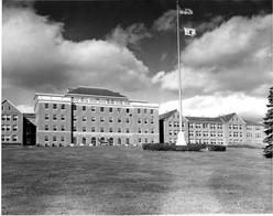 Rutland Heights Hospital Main Building