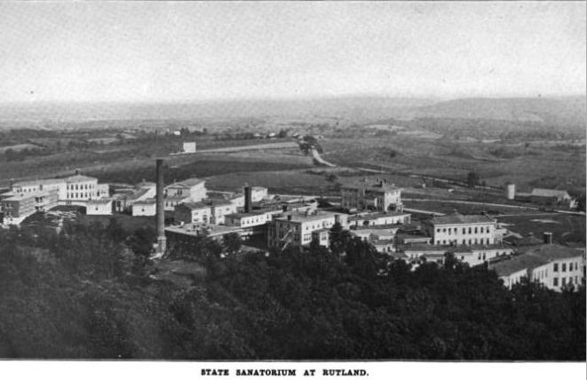State Sanatorium at Rutland