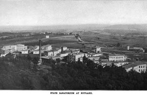 State Sanatorium at Rutland