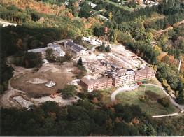 Demolition of Rutland State Hospital