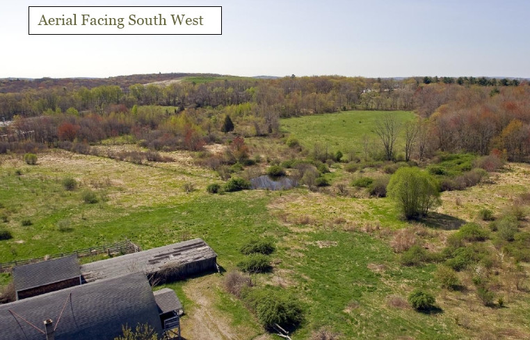 Aerial Facing South West