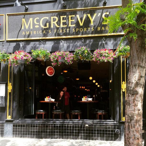 McGreevy's Boston