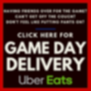 mcgreevy's, boston, football, watch the game, patriots, tom brady, delivery, ubereats, uber eats
