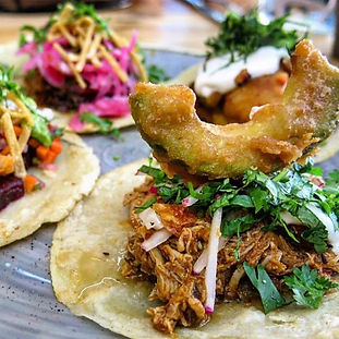 TRADITIONAL TACOS WITH A TWIST 🌮 ON TOR