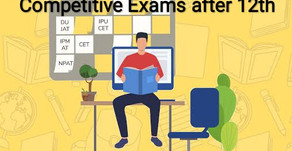 Competitive Exams after 12th (Science, Commerce, and Arts)