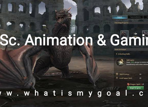 B.Sc. in Animation & Gaming: About, Eligibility, Couse Suitablity, Benifits, Career Prospects
