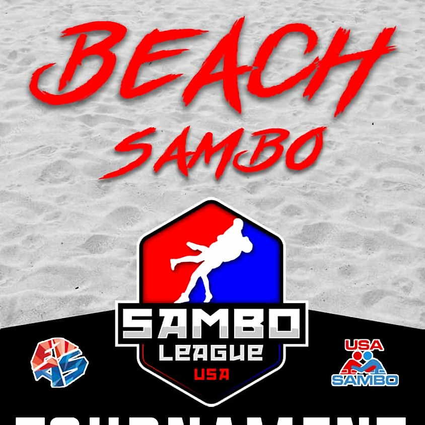 2021 Beach Sambo Championship | Coppell, TX