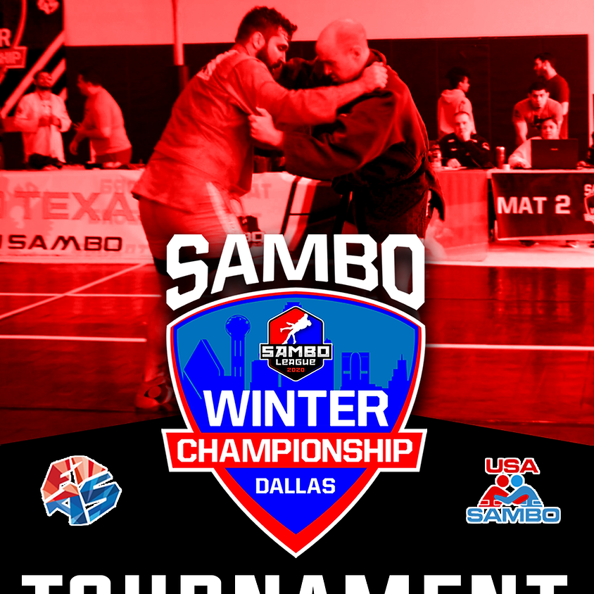 2020 SAMBO WINTER CHAMPIONSHIP