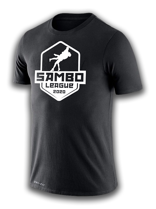 Sambo League T-shirt
