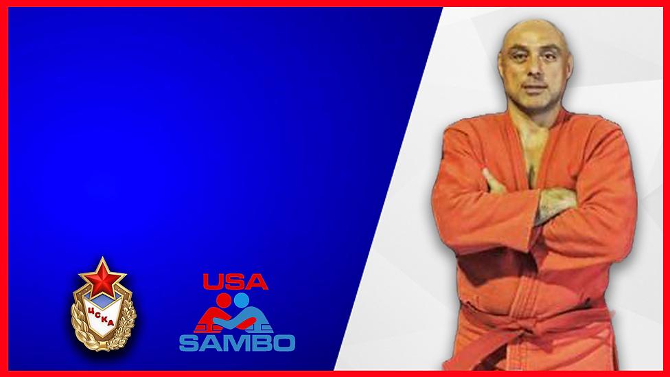Coach Mikhail K Sambo League