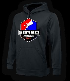Sambo League Hoodie