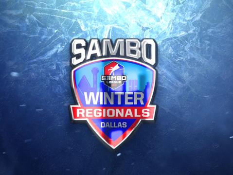 2021 Sambo Winter Regionals Dallas, TX