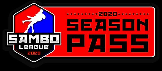 sambo league Season Pass Dropshadow logo