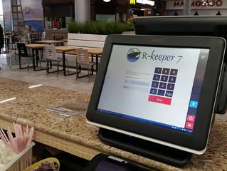 Система R-Keeper 7 установлена в ресторанах быстрого питания развлекательного центра Мегакомплекс ГР