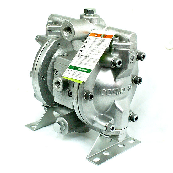 D0902 3/8inch Air-Operated Double Diaphragm Pump