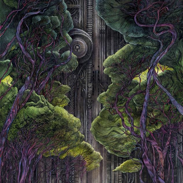 La mécanique des forêts