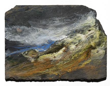 Série Ardoises «Ma montagne»