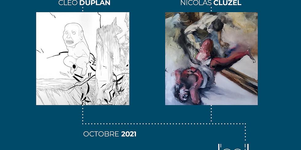 Cléo DUPLAN|Nicolas CLUZEL