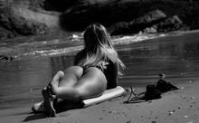 Ensaio deslumbrante para o site  foto surf! com a Isabela