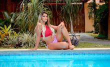 Mônica Silva é o nome dessa menina linda, meiga, carinhosa e uma pessoa super do bem...