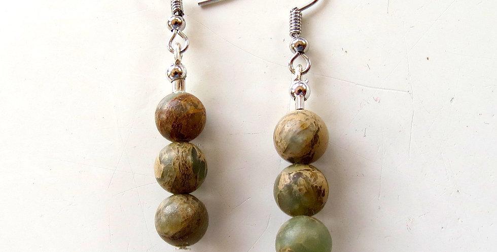Aqua Terra Earrings