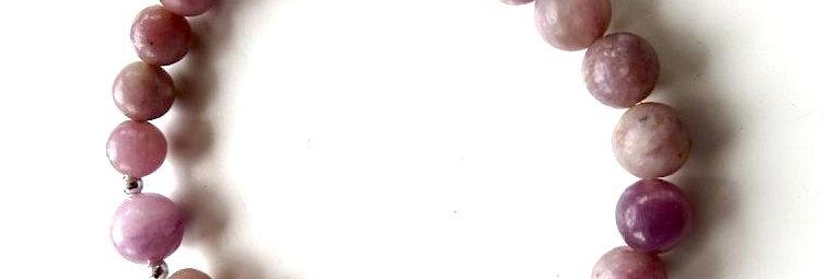Lilac Stone Bracelet