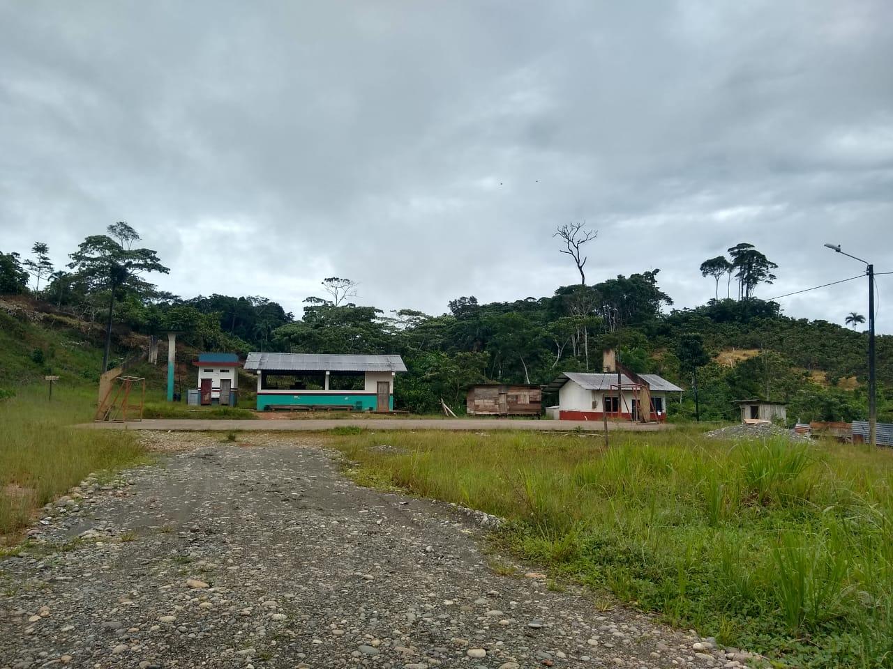 Escuela en Chanangué