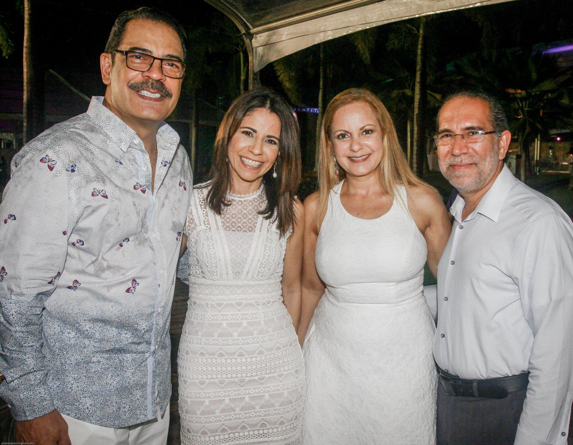 Jose Vega, Bettina Mercado, Elwood Cruz
