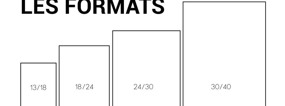 Couleurs/formats/budget