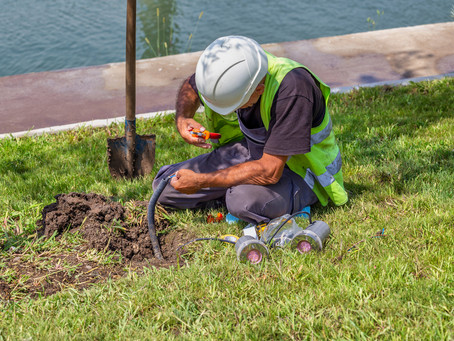 Why a Professional Should Install Your Landscape Lighting