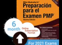 """LIBRO """"Preparación para el Examen PMP®-10a edición-6 meses"""