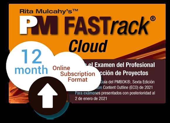 Simulador PM FASTrack® en la nube, Versión 10. Por 12 meses