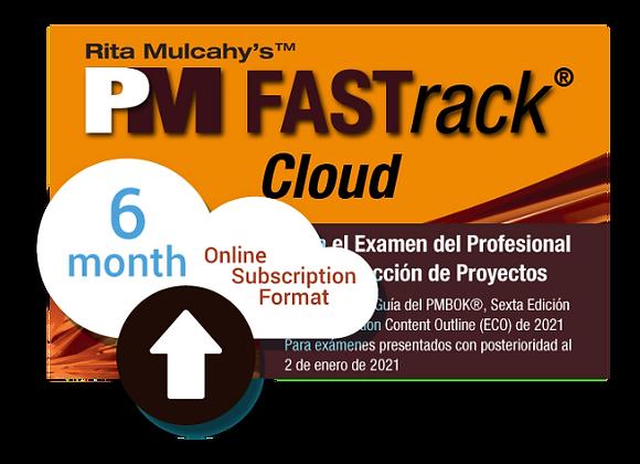 Simulador PM FASTrack® en la nube, Versión 10, Por 6 meses