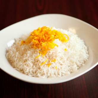 Persian basmati rice