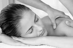 massage away tension