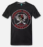 Skull Race von Jackseven Customs T Shirt