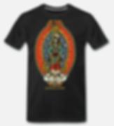 la muerda t-shirt schwarz jackseven cust