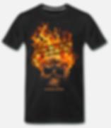 #fuck you corona t-shirt schwarz von jac