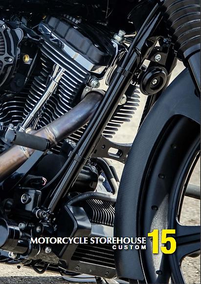 Motorcycle Storehouse Katalog 15 Jacksev