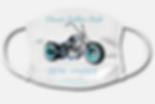 biker mundschutz skull jackseven customs