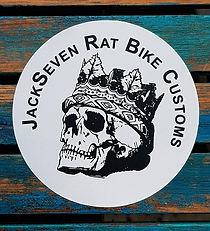 Jackseven rat bike customs aufkleber.jpg