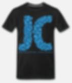 JA Jackseven Customs T-Shirt schwarz Tot