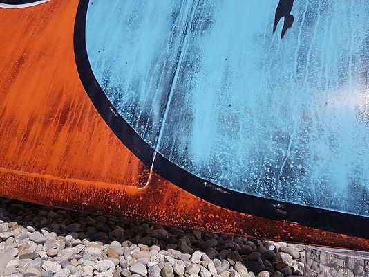 le Mans Design - patina lackierung