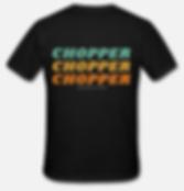 chopper tshirt von jackseven customs bik