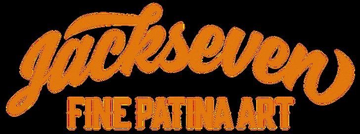 Jackseven fine patina art presse.p