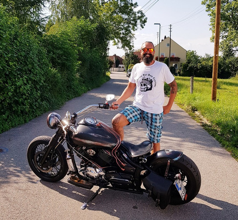 JackSeven Rat Bike Customs Edel RatBike.